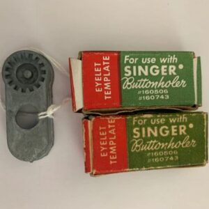 A larger image of two button holders