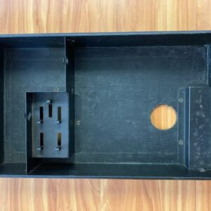 A box for the sewing machine